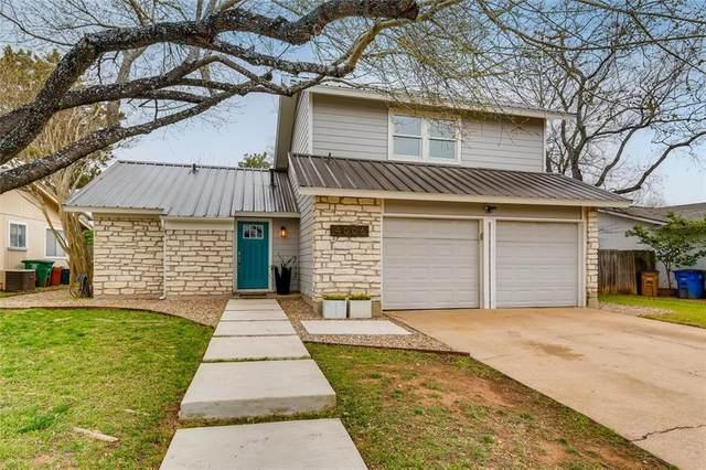 4006 Kandy Dr, Austin, TX 78749 (#1810646) :: Papasan Real Estate Team @ Keller Williams Realty
