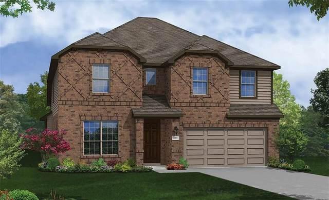 212 Roaming Dr, Hutto, TX 78634 (#1813083) :: Papasan Real Estate Team @ Keller Williams Realty