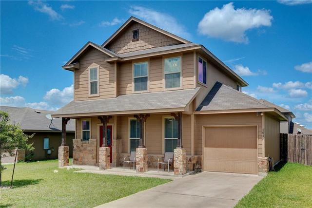 608 Amber Ln, Jarrell, TX 76537 (#1813361) :: 12 Points Group
