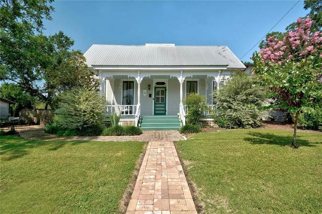 308 S Avenue A, Elgin, TX 78621 (#1815591) :: RE/MAX IDEAL REALTY