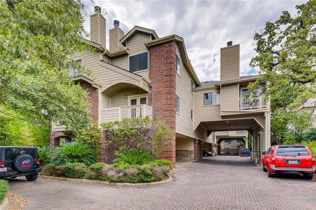 1506 Forest Trl #102, Austin, TX 78703 (#1816467) :: The Perry Henderson Group at Berkshire Hathaway Texas Realty