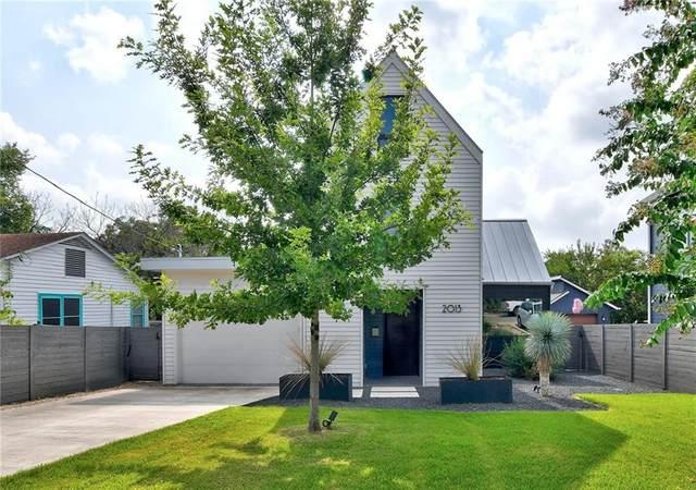 2013 Goodrich Ave, Austin, TX 78704 (#1819775) :: Lauren McCoy with David Brodsky Properties