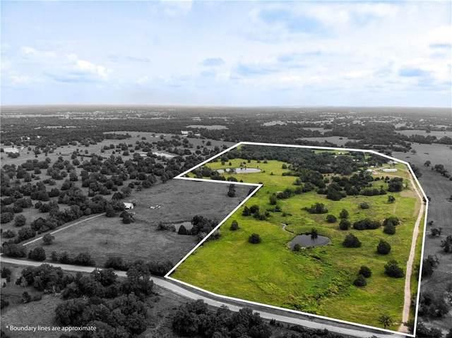 2380 County Road 130, Ledbetter, TX 78946 (#1821930) :: Ben Kinney Real Estate Team