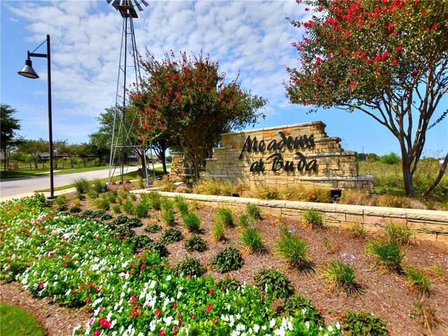 693 Tranquility Mtn, Buda, TX 78610 (#1822937) :: Front Real Estate Co.
