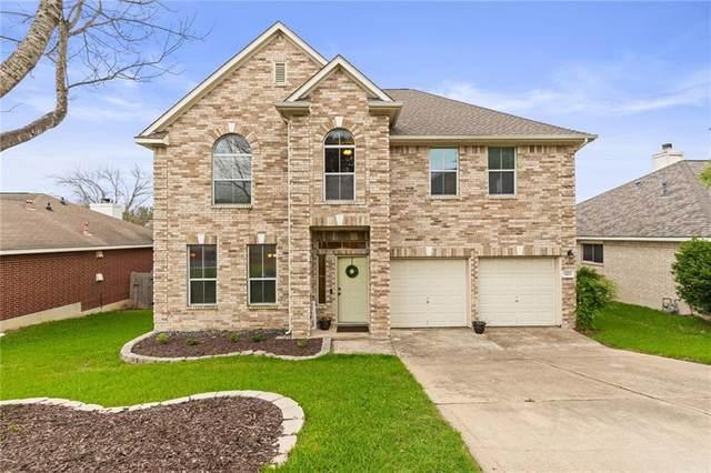 3623 Hawk Ridge St, Round Rock, TX 78665 (MLS #1823270) :: Vista Real Estate