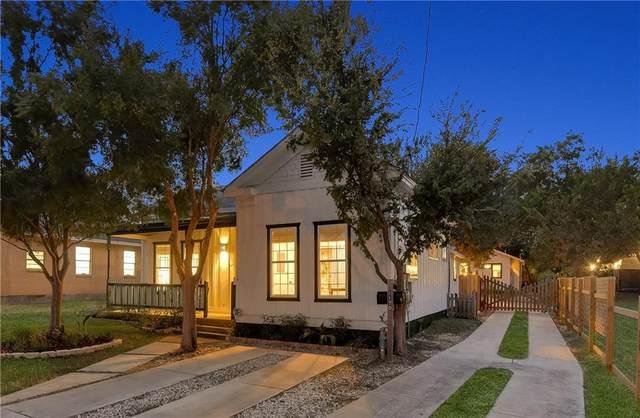 1170 Angelina St A & B, Austin, TX 78702 (#1825031) :: First Texas Brokerage Company