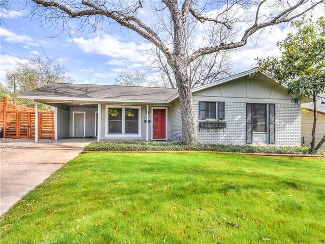 2503 East Side Dr, Austin, TX 78704 (#1826101) :: The Perry Henderson Group at Berkshire Hathaway Texas Realty