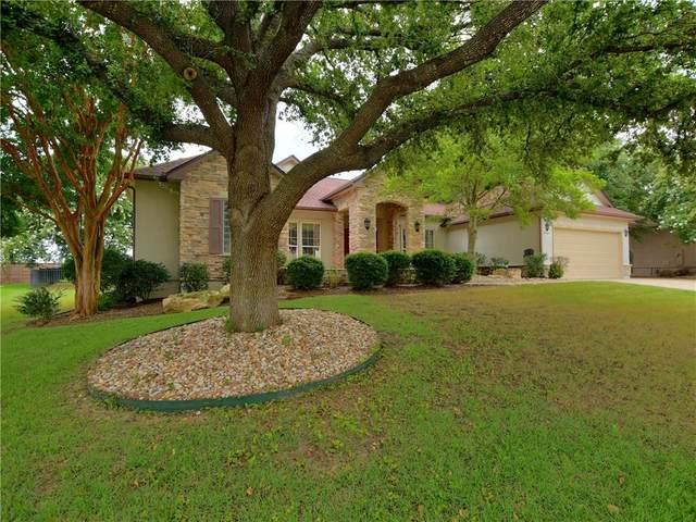 241 Red Poppy Trl, Georgetown, TX 78633 (#1826793) :: Papasan Real Estate Team @ Keller Williams Realty