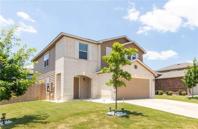 12921 Dwight Eisenhower St, Manor, TX 78653 (#1827089) :: Papasan Real Estate Team @ Keller Williams Realty