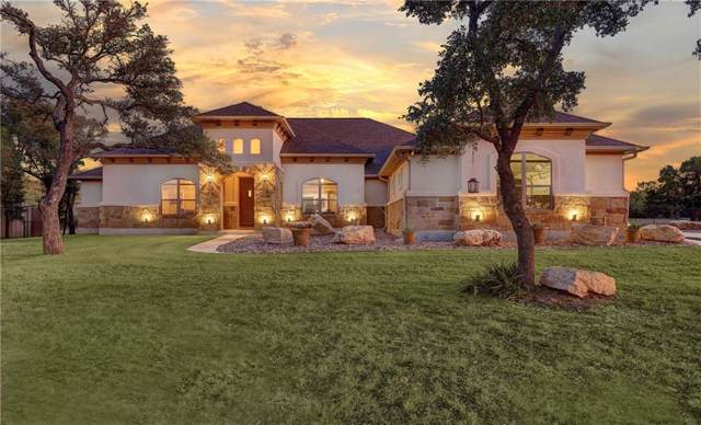 125 Sunrise Cir, Liberty Hill, TX 78642 (#1828347) :: The Perry Henderson Group at Berkshire Hathaway Texas Realty
