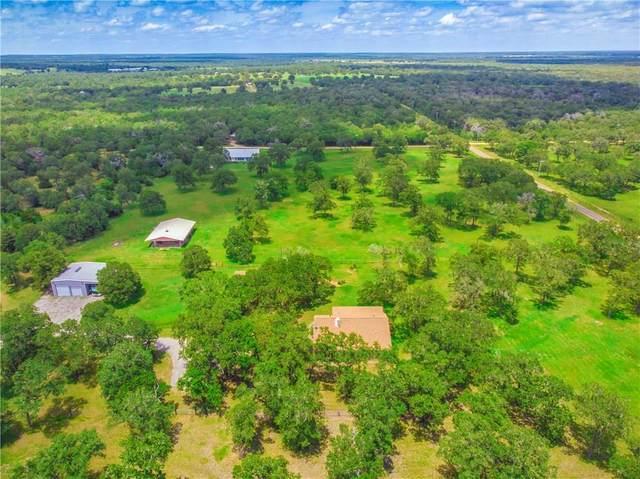 4890 Windmill Cv, Waelder, TX 78959 (#1828600) :: Papasan Real Estate Team @ Keller Williams Realty