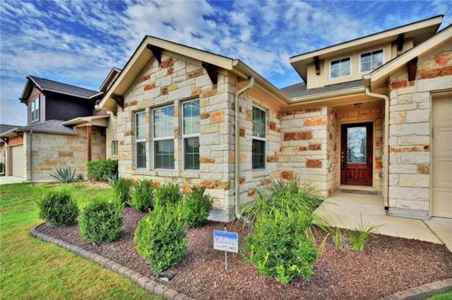 8250 Arezzo Dr, Round Rock, TX 78665 (#1828773) :: Ben Kinney Real Estate Team