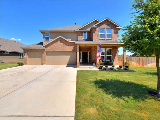 105 Bastian Ln, Georgetown, TX 78626 (#1830450) :: All City Real Estate