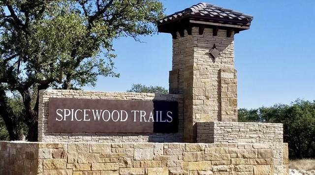 TBD Spicewood Trail Dr, Spicewood, TX 78669 (#1831370) :: Watters International