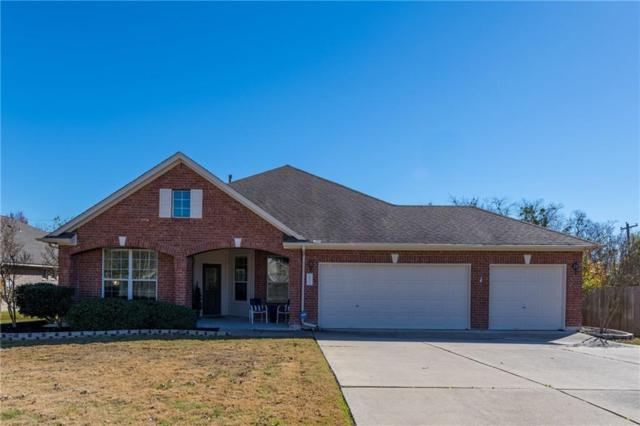 3020 Cajuiles Dr, Pflugerville, TX 78660 (#1831895) :: Papasan Real Estate Team @ Keller Williams Realty