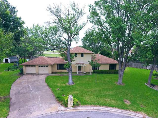 902 Dove Cv, Taylor, TX 76574 (#1833088) :: The Perry Henderson Group at Berkshire Hathaway Texas Realty