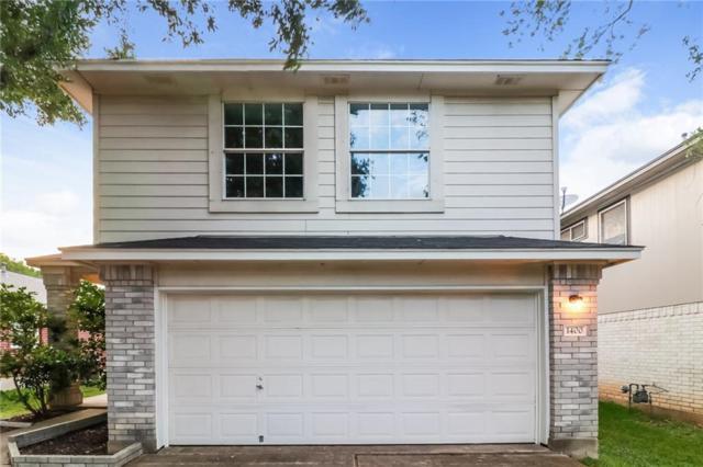 1400 Sir Thopas Trl, Austin, TX 78748 (#1833124) :: Zina & Co. Real Estate
