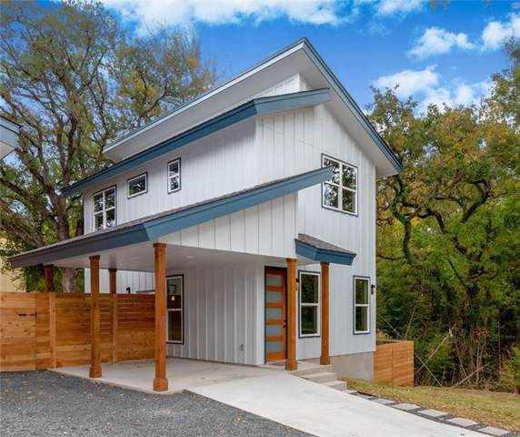 1701 Hillcrest Ln B, Austin, TX 78721 (#1833639) :: The Perry Henderson Group at Berkshire Hathaway Texas Realty