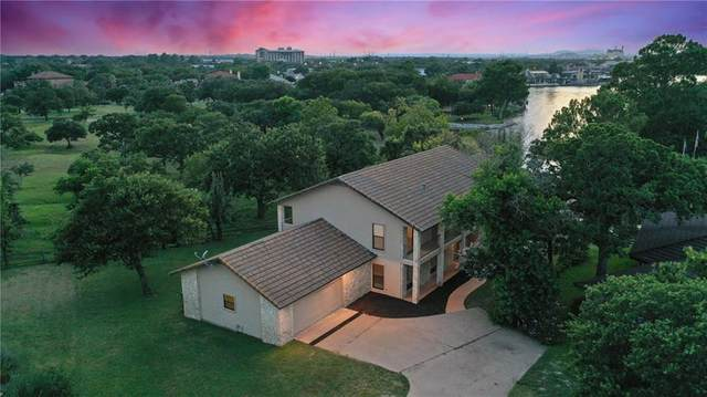 400 Lucy Ln, Horseshoe Bay, TX 78657 (#1834328) :: Front Real Estate Co.