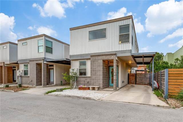 142 E Myrtle St, San Antonio, TX 78212 (#1834961) :: Papasan Real Estate Team @ Keller Williams Realty