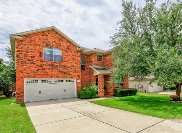 2334 Caprock Pl, Georgetown, TX 78626 (#1836252) :: Papasan Real Estate Team @ Keller Williams Realty