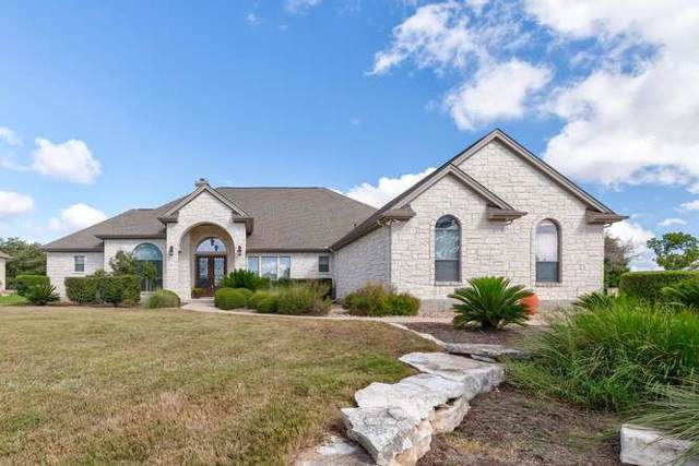 225 Canyon Vista Ln, Georgetown, TX 78633 (#1839643) :: Zina & Co. Real Estate