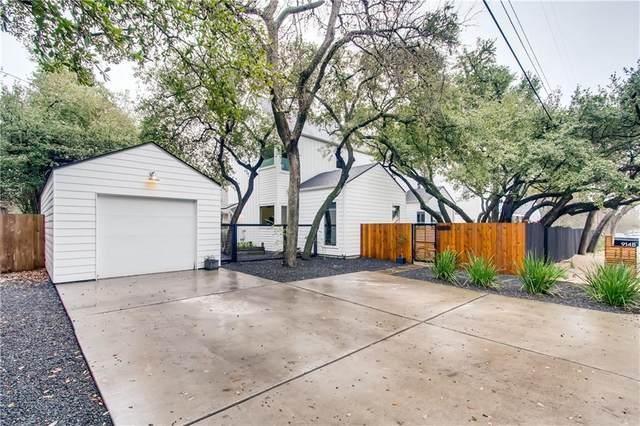 914 B Philco Dr B, Austin, TX 78745 (#1840389) :: Ben Kinney Real Estate Team