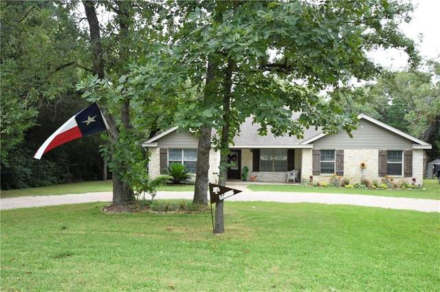 1095 Phillips St, Lexington, TX 78947 (#1840467) :: Papasan Real Estate Team @ Keller Williams Realty
