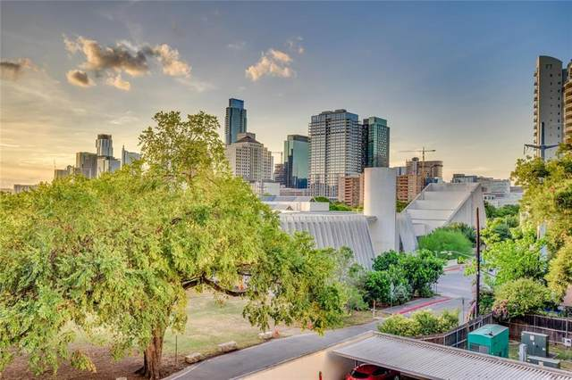 54 Rainey St #521, Austin, TX 78701 (#1841063) :: Lauren McCoy with David Brodsky Properties