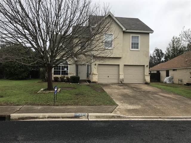300 Bastian Ln, Georgetown, TX 78626 (#1842612) :: The Heyl Group at Keller Williams