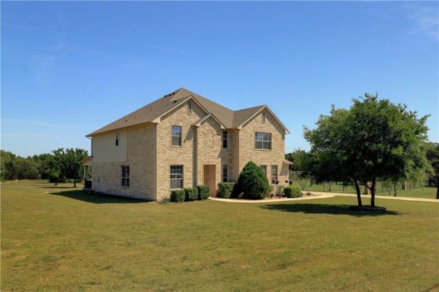200 Speed Horse, Liberty Hill, TX 78642 (#1843603) :: Papasan Real Estate Team @ Keller Williams Realty