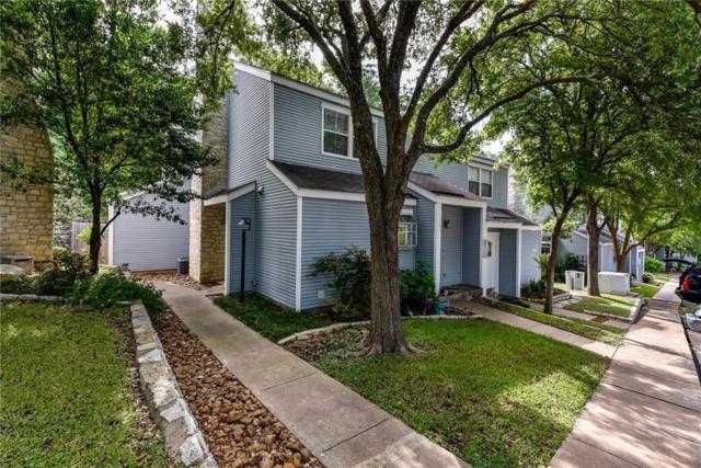 6827 Old Quarry Ln #6827, Austin, TX 78731 (#1844953) :: Papasan Real Estate Team @ Keller Williams Realty