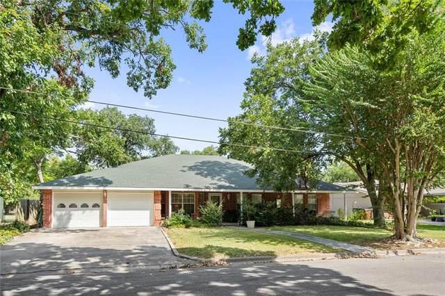 809 Campbell St, Lockhart, TX 78644 (#1845021) :: RE/MAX Capital City