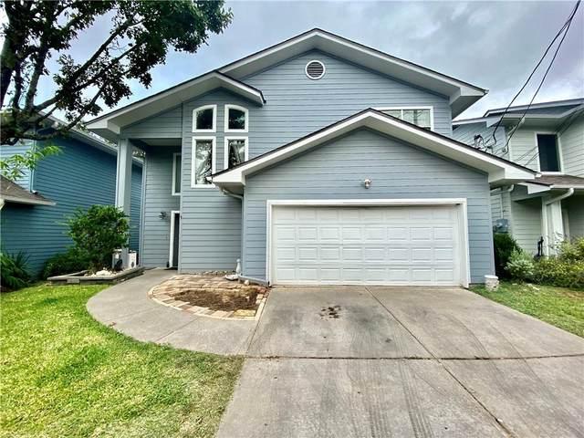 7312 E Ben White Blvd #3, Austin, TX 78741 (#1845131) :: Ben Kinney Real Estate Team