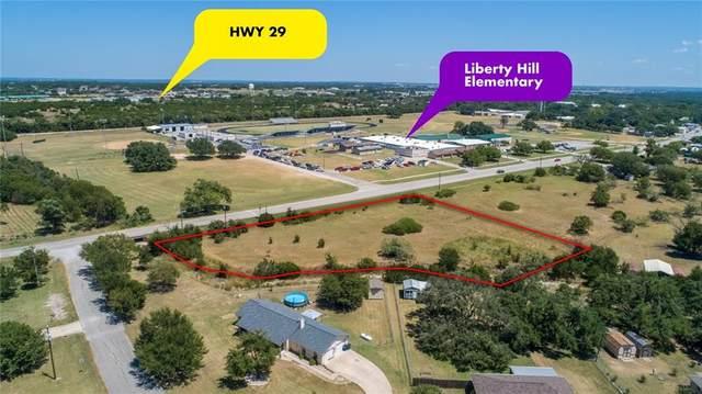 1421 Loop 332 Loop, Liberty Hill, TX 78642 (#1847611) :: Empyral Group Realtors