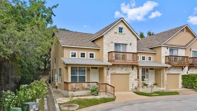 20986 Waterside Dr #43, Lago Vista, TX 78645 (MLS #1847780) :: Vista Real Estate