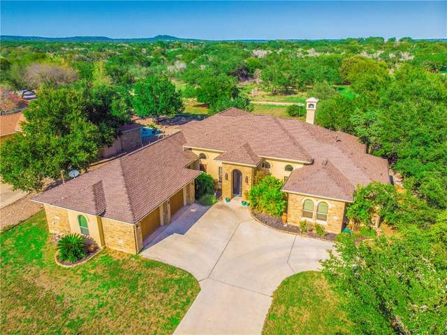 502 Fox Xing, Burnet, TX 78611 (MLS #1848331) :: Brautigan Realty