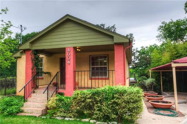 4004 Clawson Rd, Austin, TX 78704 (#1848913) :: The Heyl Group at Keller Williams