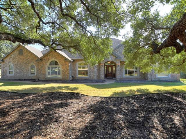 131 Roberts Cir, Georgetown, TX 78633 (#1849327) :: The Perry Henderson Group at Berkshire Hathaway Texas Realty