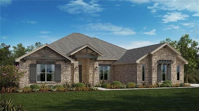 109 Capalin Ct, Liberty Hill, TX 78642 (#1850423) :: Papasan Real Estate Team @ Keller Williams Realty