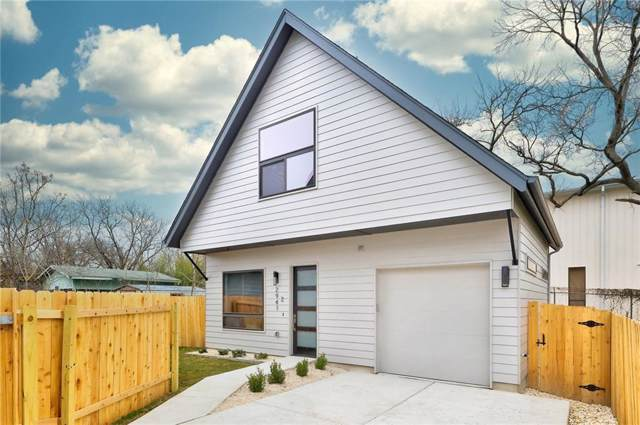 2941 E 14th St #2, Austin, TX 78702 (#1853025) :: The Perry Henderson Group at Berkshire Hathaway Texas Realty