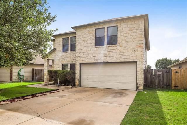 2209 Bluebonnet Dr, Round Rock, TX 78664 (#1853622) :: Zina & Co. Real Estate