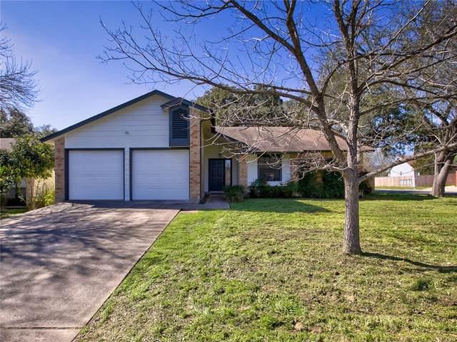 2907 Goldbridge Dr, Austin, TX 78745 (#1856560) :: Realty Executives - Town & Country