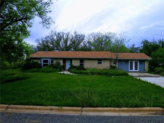 607 Flag Creek Dr, Llano, TX 78643 (#1857761) :: Zina & Co. Real Estate