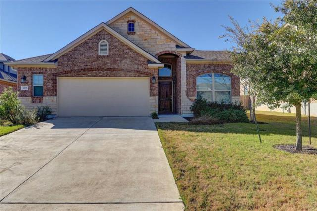 3215 Honey Peach Way, Pflugerville, TX 78660 (#1857781) :: The Perry Henderson Group at Berkshire Hathaway Texas Realty