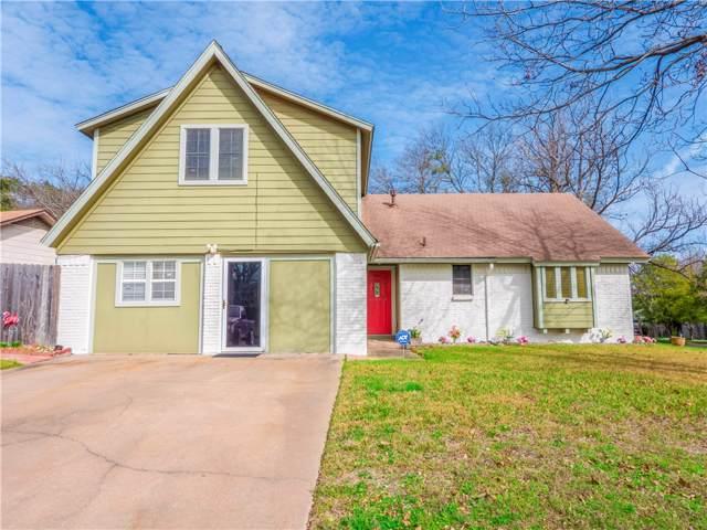 800 Cedar Gln, Austin, TX 78745 (#1858116) :: Ben Kinney Real Estate Team