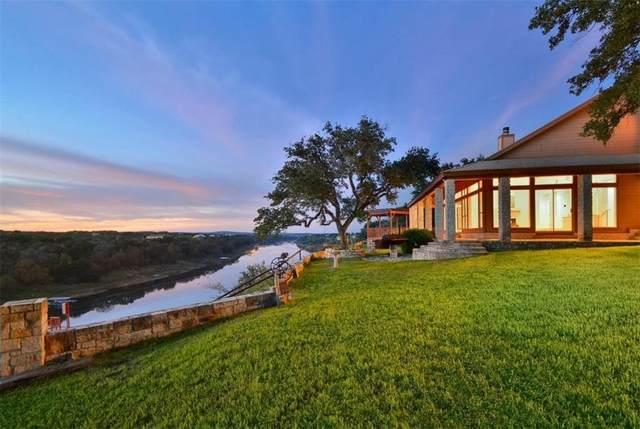 1316 Cliff View Dr S, Spicewood, TX 78669 (#1858604) :: Papasan Real Estate Team @ Keller Williams Realty