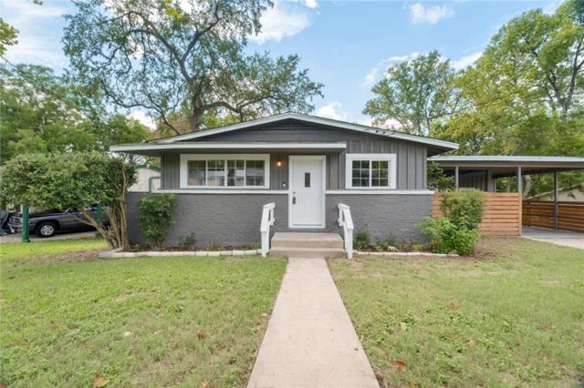 4802 Creekwood Rd, Austin, TX 78723 (#1858853) :: The Gregory Group