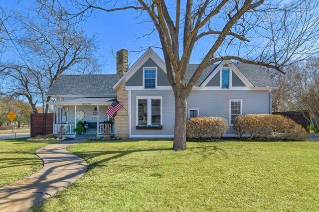 1201 Hutto Rd, Georgetown, TX 78626 (#1860020) :: First Texas Brokerage Company