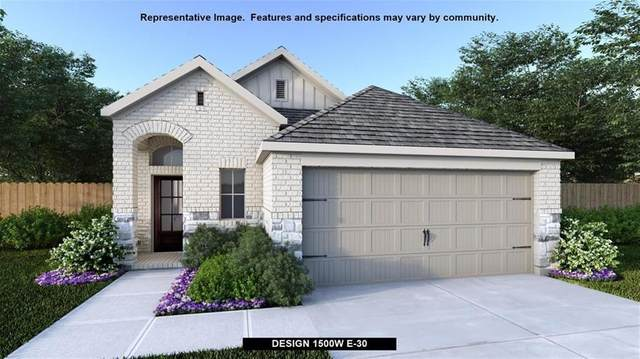 225 Freeman Loop, Liberty Hill, TX 78642 (#1862560) :: The Perry Henderson Group at Berkshire Hathaway Texas Realty